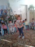 Приказка за малките деца от Мария от IV група 2017 - ДГ Щастливо детство - Твърдица