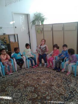 Приказка за малките деца от Мария от IV група 2017 - Изображение 3