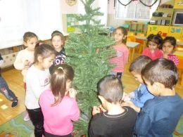 Дядо Коледа в детската градина - Изображение 1