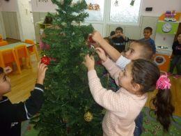 Дядо Коледа в детската градина - Изображение 2