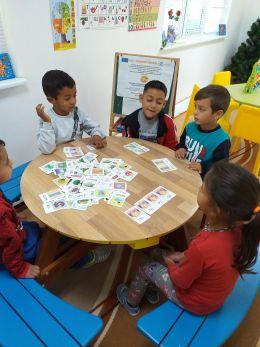 """Проект BG05M2ОP001-3.005-0004 """"Активно приобщаване в системата на предучилищното образование"""" 2020/2021г. - Изображение 2"""