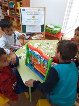 """Проект BG05M2ОP001-3.005-0004 """"Активно приобщаване в системата на предучилищното образование"""" 2020/2021г. - Изображение 4"""