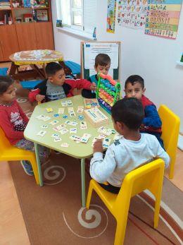 """Проект BG05M2ОP001-3.005-0004 """"Активно приобщаване в системата на предучилищното образование"""" 2020/2021г. - Изображение 7"""