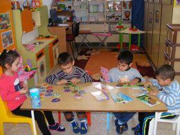III група Усмивка - ДГ Щастливо детство - Твърдица