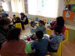 Мартенска работилничка в група Пчелички - ДГ Щастливо детство - Твърдица