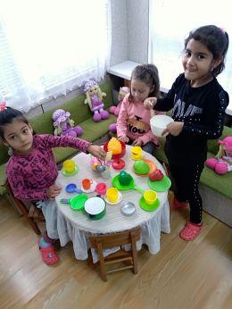 4 А група Пинокио - ДГ Щастливо детство - Твърдица