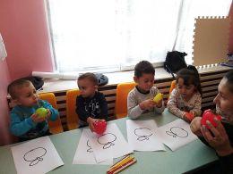 Проект АПСПО - ДГ Щастливо детство - Твърдица