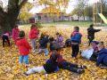 Втора група Усмивка Довиждане златна есен 2017 - ДГ Щастливо детство - Твърдица