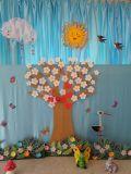 15 - Изработване на мартеници с децата от детска градина Щастливо детство - Твърдица - ДГ Щастливо детство - Твърдица
